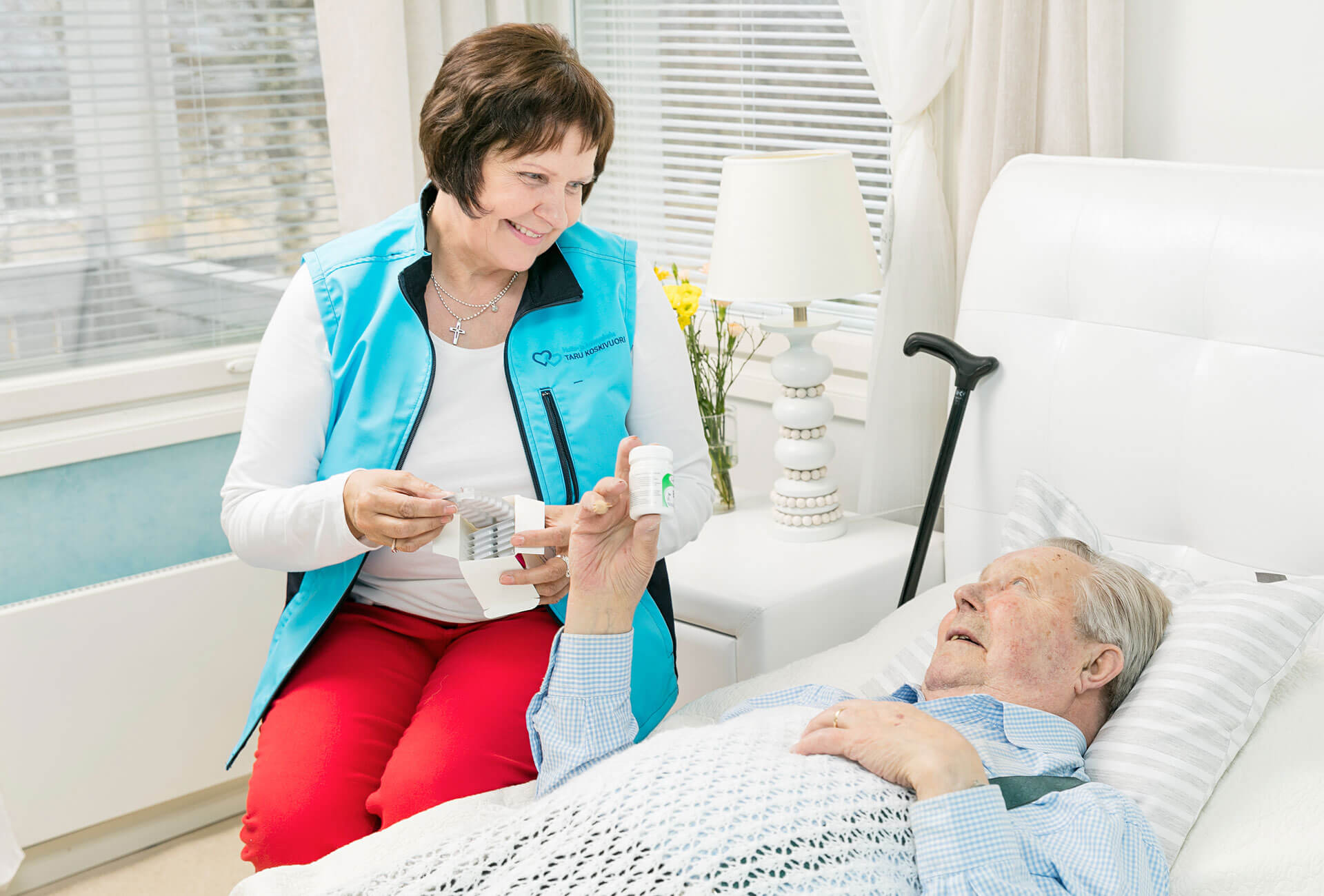 Hoitopalvelut - Hoito- ja hoivapalvelu Taru Koskivuori