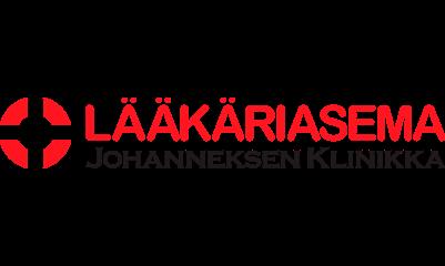 Lääkäriasema Johanneksen Klinikka logo